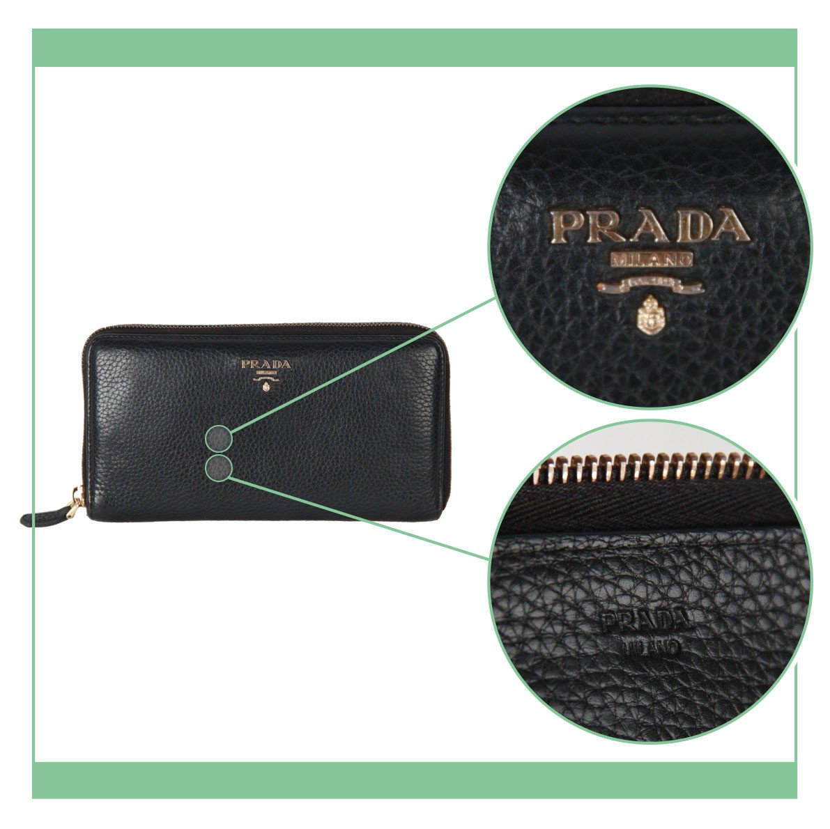 4a2e13ab4a66 Check carefully and compare logos and fonts with the images we provide, and  the ones you can see from our Prada selection. Some models will have the  logo ...