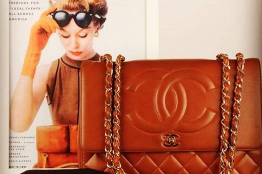 Chanel Jumbo XL. Vintage Elegance.
