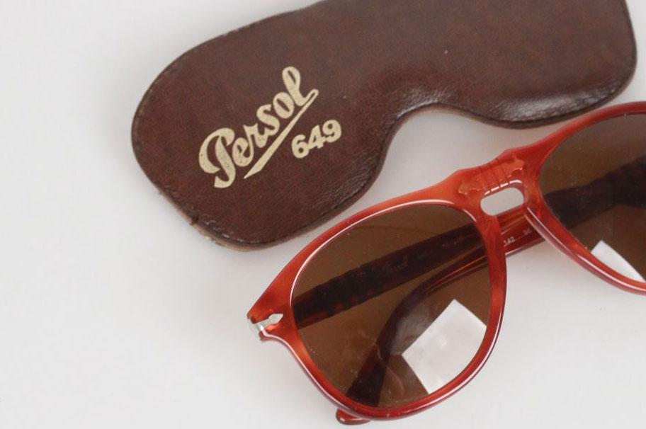b091d5bcdc3 1957  legendary Persol 649 is born. - VintageMania