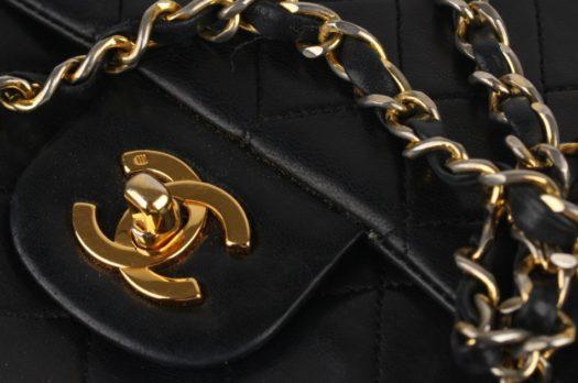 Chanel Vintage 2.55 Mademoiselle.