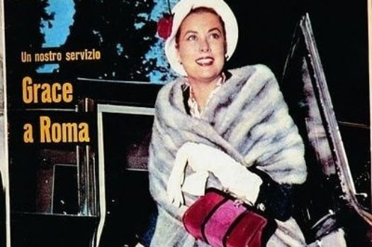 1959: Grace Kelly and her Bagonghi