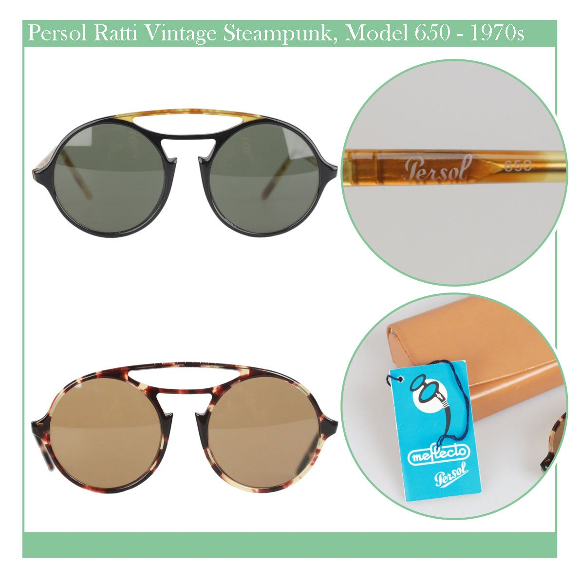 2c75044db430e Persol  a guide on what to look for and how - VintageMania