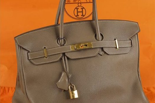 It's not a bag! It's a Birkin!