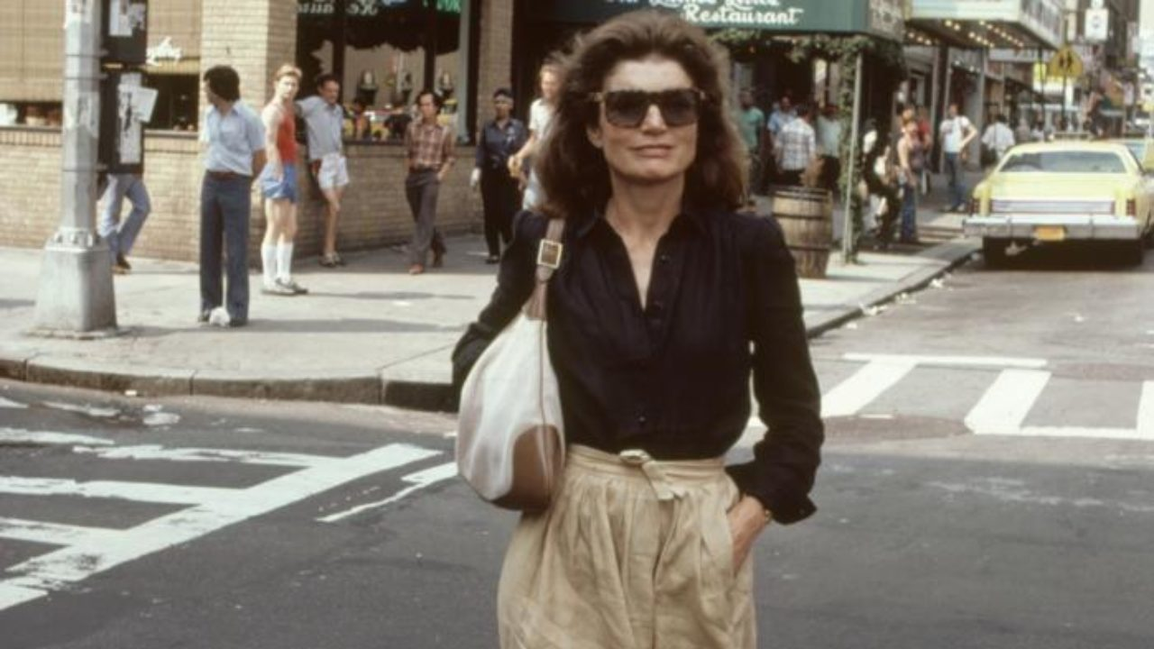 Iconic Bag Of Jacqueline Kennedy