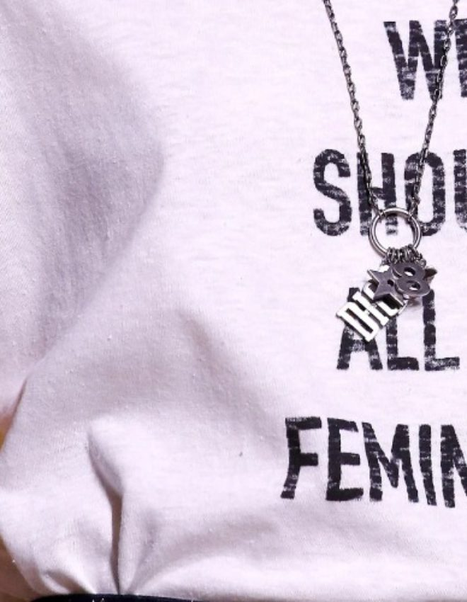 International Women's Day: Fashion stands up for Women rights