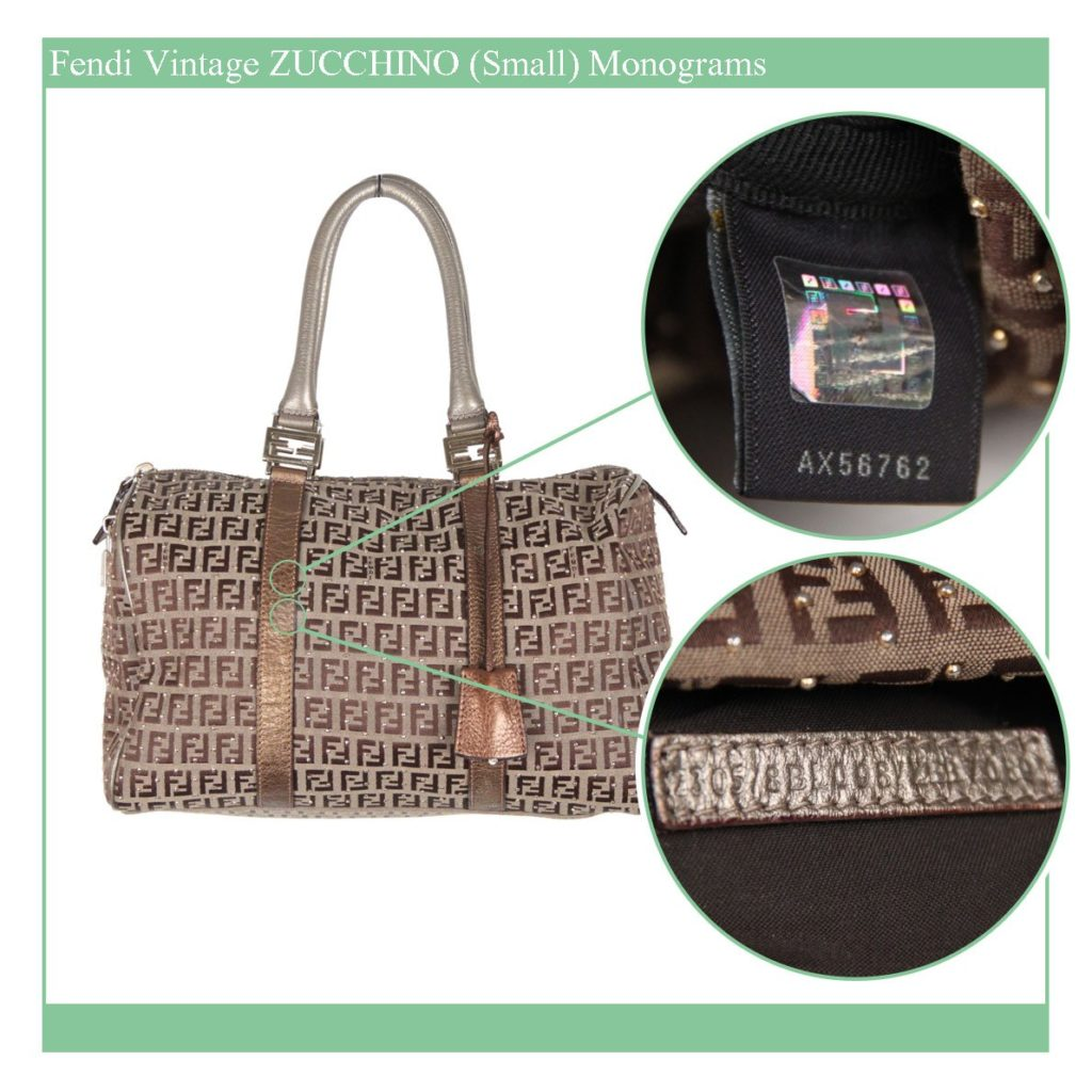 853a0a2425 Fendi authentication: what to look for on vintage bags - VintageMania