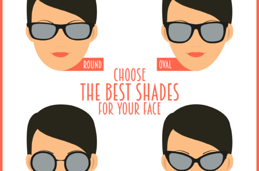 Choose The Best Shades For Your Face.