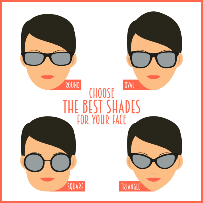 Best shades for your face