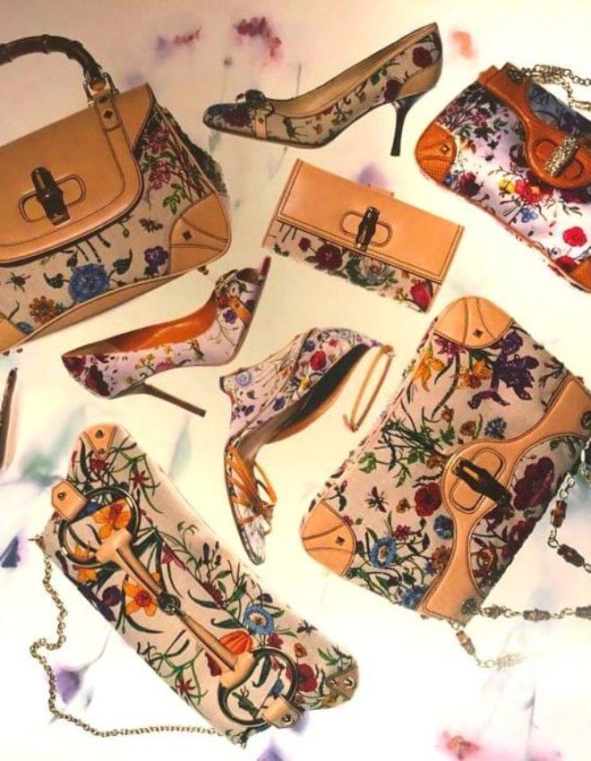 Gucci Flora: when Fashion meets Art