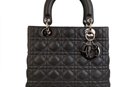 The Lady Dior bag: from Paris with Love.