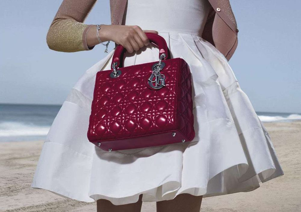 Lady Dior Bag campaign