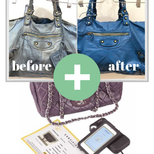 Handbag SPA and Authentication