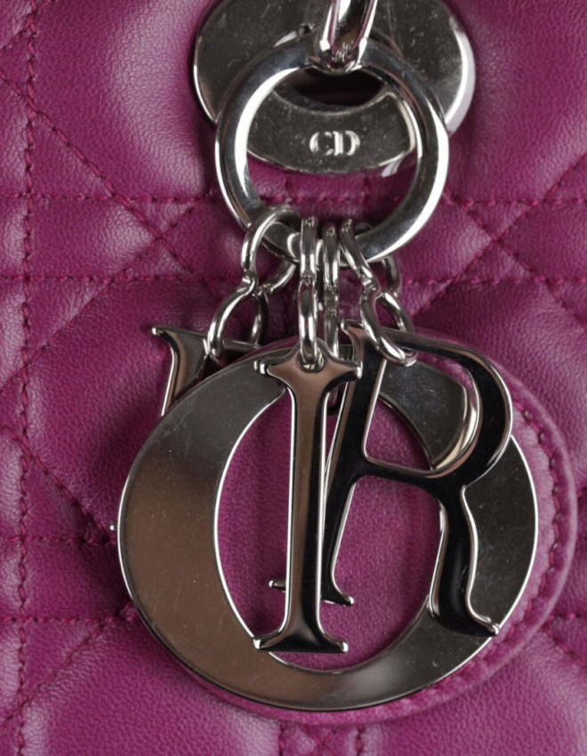 Lady Dior bags: a guide through authenticity