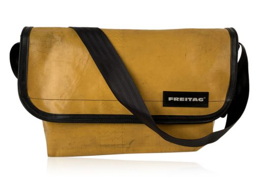 Freitag: the second life of truck tarps