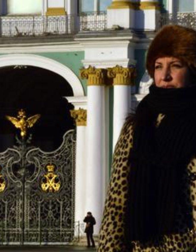 Vintage Series: Vintage Shopping in Saint Petersburg