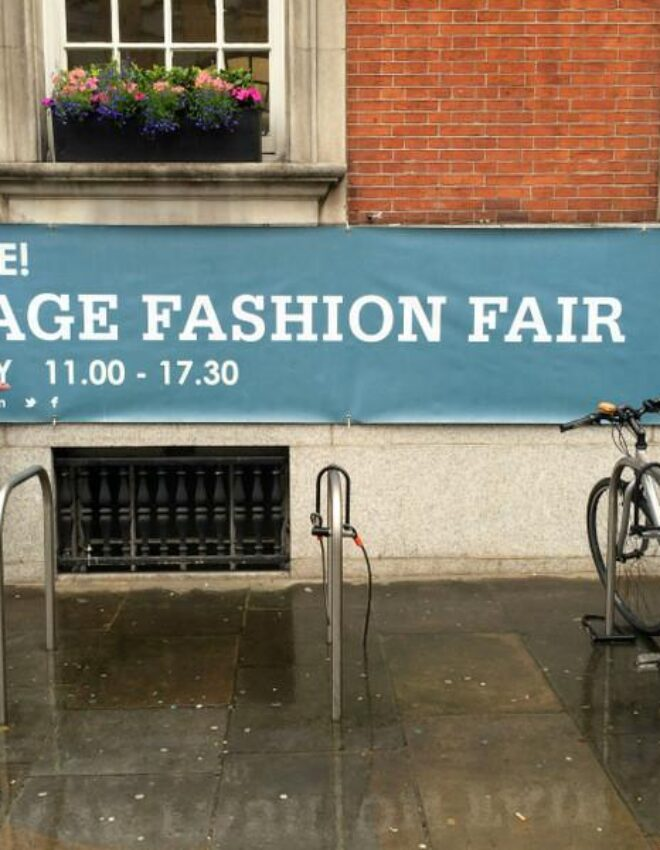Vintage Series: A short wannabe guide of vintage shopping in London